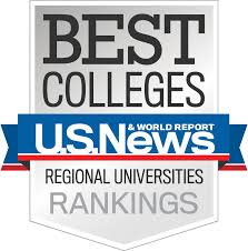 U.S. News & World Report ranked university