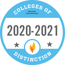 Colleges of Distinction 20-21